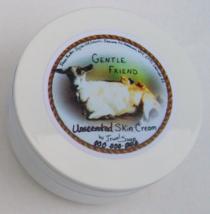 GENTLE FRIEND unscented moisturizing skin cream, natural face cream body... - $6.50+
