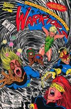 NEW WARRIORS #32 (1990 Series) NM! - $1.50