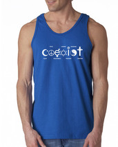 001 Coexist Tank Top funny world peace religion rights freedom party col... - €7,89 EUR+