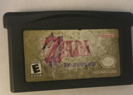 Legend of Zelda: Link to the Past Four Swords (Game Boy Advance)Authent... - $14.01