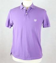 Ralph Lauren Polo Chaps Mens Purple Polo Shirt Size Small - $15.83