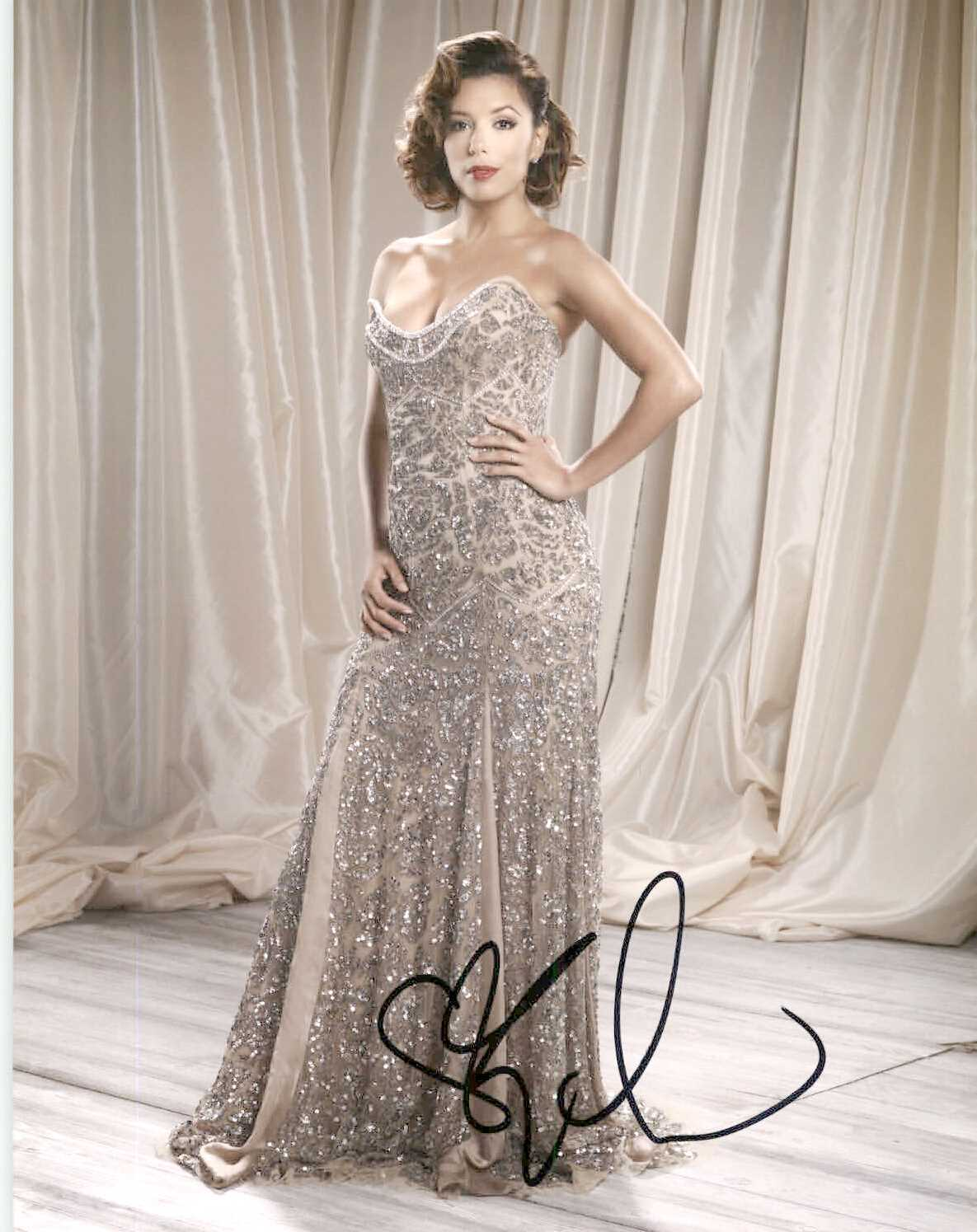 Primary image for Eva Longoria Signed Autographed Glossy 8x10 Photo #10