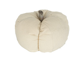Large Tan Cotton Pumpkin - $1.033,95 MXN