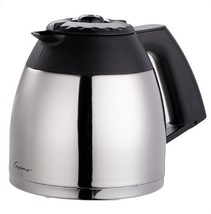 Capresso 4440.01 10-cup Stainless Steel Vacuum Carafe with Lid for Capre... - $104.68