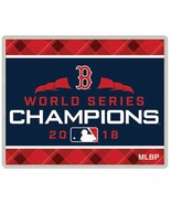 Boston Red Sox WinCraft 2018 World Series Champions Collector Pin - $11.99