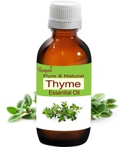 Thyme Pure Natural Undiluted Uncut Essential Oil 10ml Thymus vulgaris by Bangota - $10.72