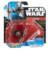 HOT WHEELS STAR WARS STARSHIP SERIES - TIE FIGHTER ITEM CKJ67 - $134,26 MXN