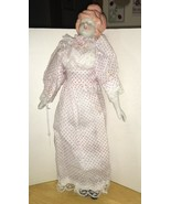 Gibson Girl Style China Doll - $9.49