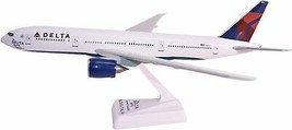 "Boeing 777-200LR (777, 777-200) Delta ""The Spirit of Delta"" 1/200 Scale ... - $32.66"