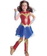 Rubies Deluxe Wonder Woman DC Comics Kids Childs Girls Halloween Costume... - £27.41 GBP