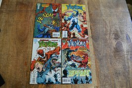 Venom Carnage Unleashed #1-4 (Marvel, 1995) NM+ Comic Books Lot of 4 - $57.87