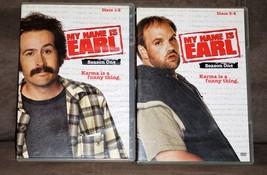 My Name is Earl - Season 1 (DVD, 2006, 4-Disc Set)  - $8.75