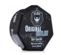 GIBS Grooming Original Outlaw Hair Spackle,  3oz