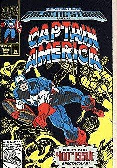 Captain America #400 400th issue Part 15 [Comic] [Jan 01, 1968] Marvel
