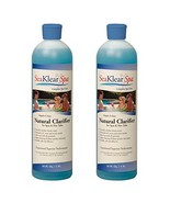 SeaKlear Natural Clarifier for Spas 1 Pt  Clears Cloudy Water  SKS-B-P - $47.06
