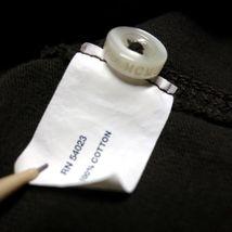 Gap Pocket Polo Shirt Men's Large Brown Cotton Bleached Design Established 1969 image 6