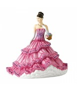 """Royal Doulton Traditional Ladies Emily 8.7"""" Hand Signed by Michael Doult... - $292.05"""
