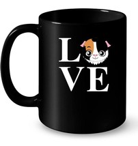 Love Guinea Pigs Ceramic Mug Funny Guinea Pigs Gift Tee  PA060 - $13.99+