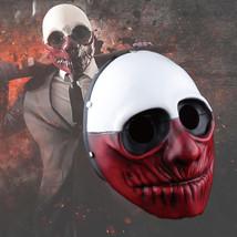 Payday Wolf Mask Helmet Halloween Cosplay Season Resin - $64.35 CAD