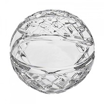 Waterford 6014083 Crystal Basketball Paperweight - $23.74
