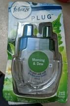 Febreze, Plug Scented, Oil Refill, Morning & Dew Sent - 26 ml, 2-pk - $11.88
