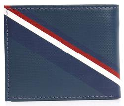 Tommy Hilfiger Men's Premium Leather Credit Card ID Wallet Passcase 31TL130012 image 6
