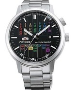 NEW ORIENT Mens Watches STYLISH AND SMART MULTI YEAR CALENDAR WV0881ER A... - $286.11