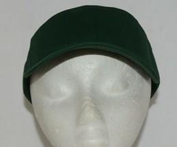 Augusta Sportswear Adult Adjustable Dark Green Sport Twill Visor 6225 image 1