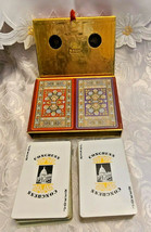 Vintage Advertising Good Year Dual Deck  By Congress  Playing Cards image 2