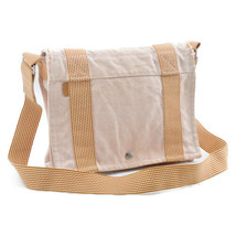 HERMES Ale Line Vasus PM Canvas Shoulder Bag Auth 3267 - $198.00