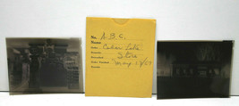 "V.Cool 2pc 4""x5"" Rare Utica Club Beer Store Display Slides Sealtest Ice ... - $36.60"