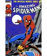 OFFICIAL MARVEL INDEX TO AMAZING SPIDER-MAN #8 NM! - $1.50