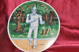 THE TIN MAN If I Only Had A Heart Wizard Of Oz Knowles Collectors Plate ... - $28.04