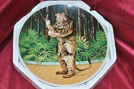 THE COWARDLY LION If I Were King Wizard Of Oz Knowles Collectors Plate M... - $28.04