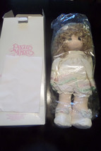 1996 Precious Moments Sam Butcher Doll - $9.49