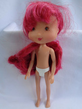 2006 Playmates Strawberry Shortcake Nude Doll - as is - $3.91