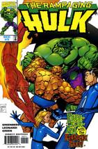 RAMPAGING HULK #5 (Marvel Comics) NM! - $1.50