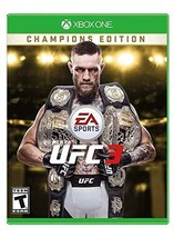 EA SPORTS UFC 3 Champions Edition - Xbox One [video game] - $28.96