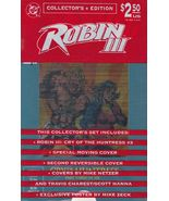 ROBIN III: CRY of the HUNTRESS #3 Collector's Set NM! - $1.50