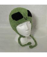 Alien Hat w/Ties for Children - Novelty Hats - Small - $16.00