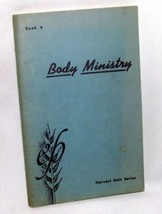 Body Ministry Church Paul Stewart Christian 1955 Harvest Rain Series Out... - $12.86