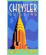 Chrysler Building - New York - Magnet - $5.99