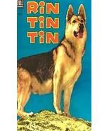Rin Tin Tin Comic Book Cover Art Magnet #1 - $4.99