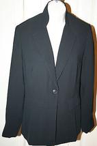 CAbi Women's Black City Jacket Blazer Retail $138 NWOT Sz 4 Style 717 Lined - $69.99