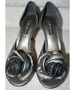 Brighton Shoes Womens Heels Rosina Rhapsody in Blue Collection 11M $325 ... - $189.99