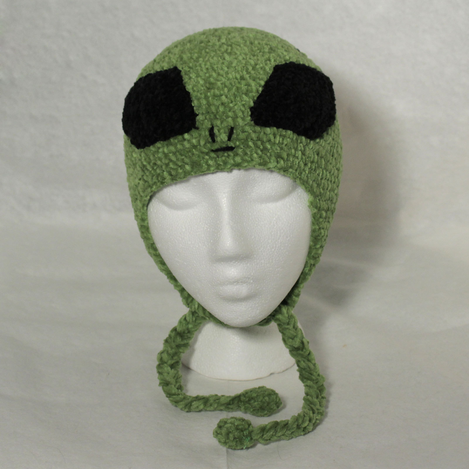 Primary image for Alien Hat w/Ties for Children - Novelty Hats - Medium