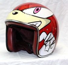 Masei 912 Sonic and Knuckles Motorcycle Helmet - $199.00