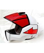 Masei 911 Macross Xcross Red White Motorcycle Helmet - $499.00