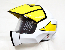 Masei 911 Macross Xcross White Yellow Motorcycle Helmet - $499.00