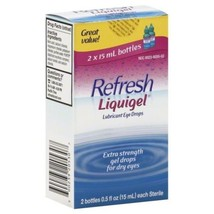 Refresh Liquigel Lubricant Eye Gel - $21.73